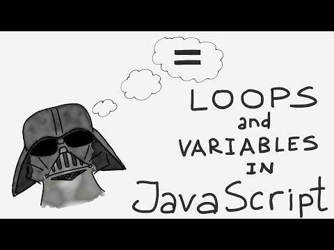 Loops and variables, declarative vs. imperative / Intro to JavaScript ES6 programming, lesson 10