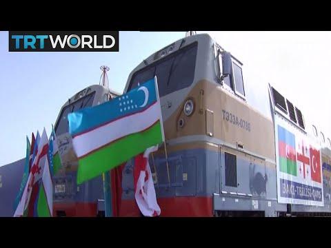 Money Talks: Baku, Tbilisi, Kars railway opens as an Iconic Silk Road
