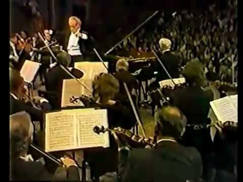 Arthur Rubinstein. Beethoven piano concerto no 5 Emperor [FULL] [LIVE] in Jerusalem