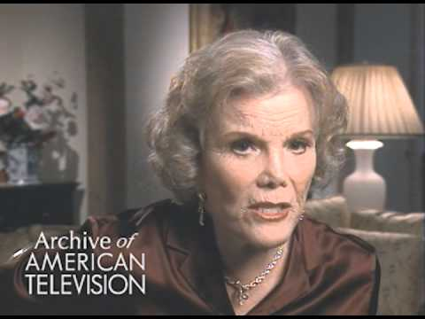 Nanette Fabray discusses an accident on the set of