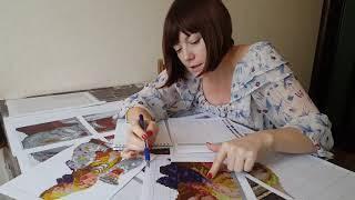 как подобрать бисер к схеме для вышивания на ткани в Pattern Maker