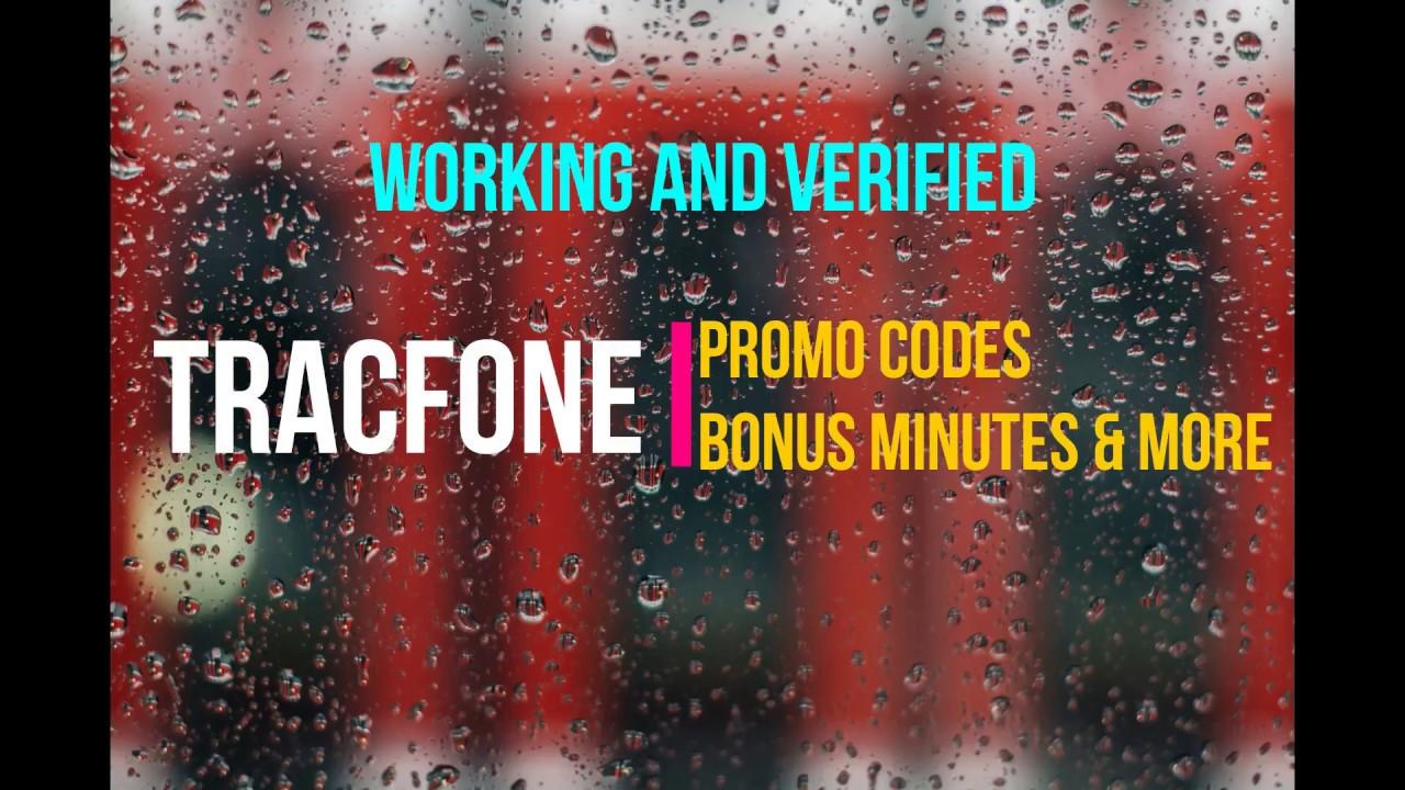Free Tracfone Bonus Minutes + Data & 30% Off Tracfone Promo Code 2019
