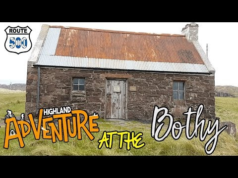 Scotland Adventures At The Bothy