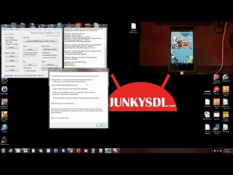Nexus Root Tool Kit | RootJunky com