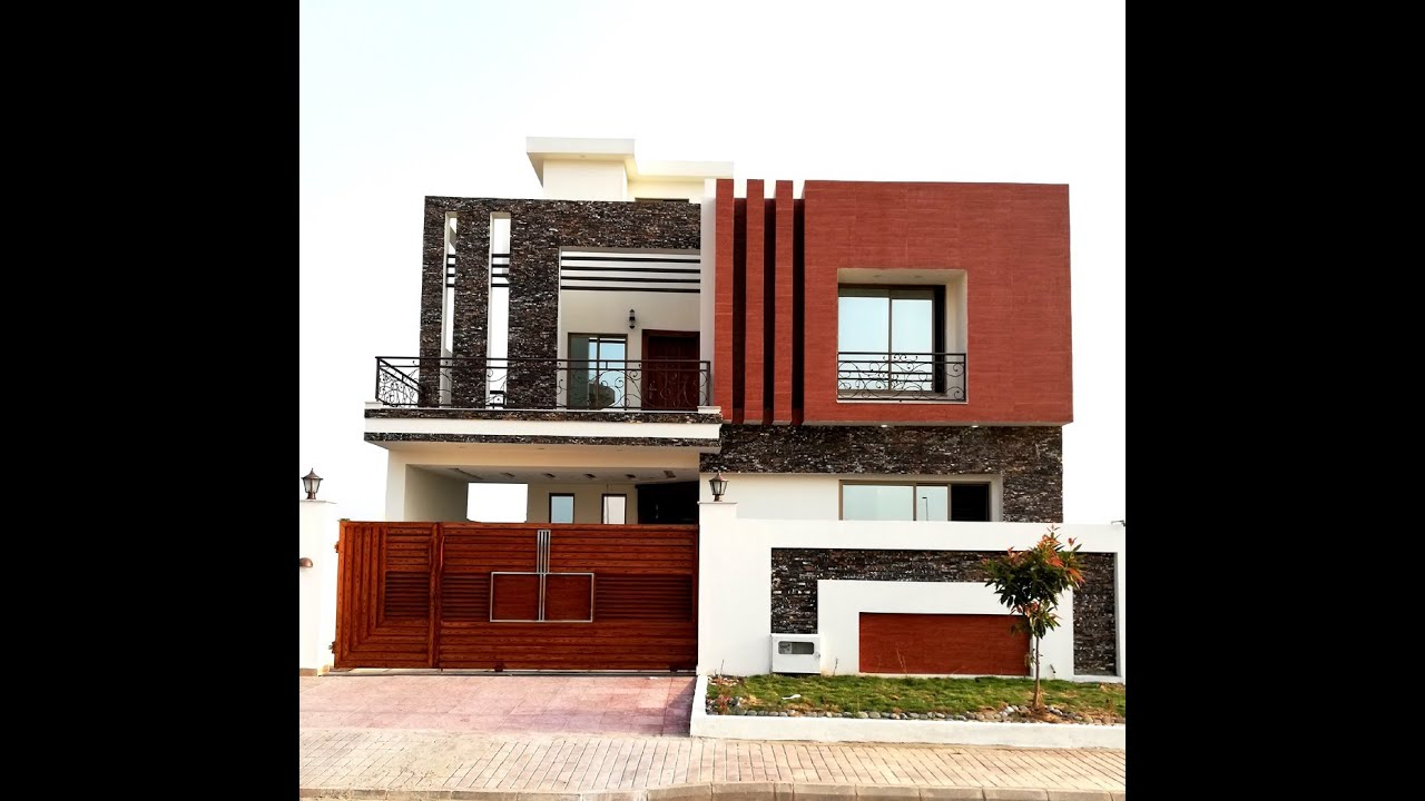 Latest and Modern Houses Collection | Bahria Town Rawalpindi