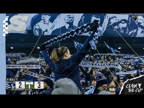 Match Highlights: Sporting Kansas City 2-3 Portland Timbers | November 29, 2018