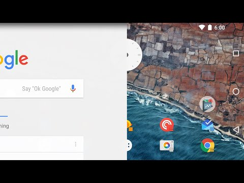 Action Launcher 3's Google Now integration (Alpha)