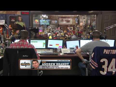 Andrew Brandt on The Dan Patrick Show (Full Interview) 2/11/16