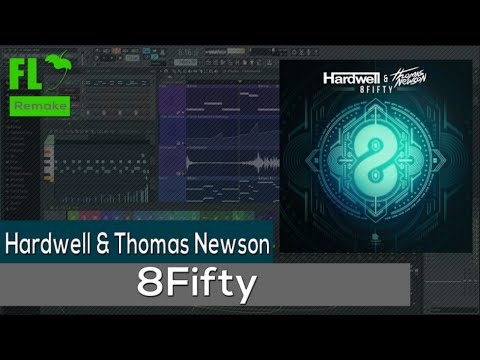 Hardwell and Thomas Newson - 8Fifty
