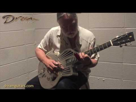 Dream Guitars Performance - Scott Ainslie - Amazing Grace -  Swannanoa 2016