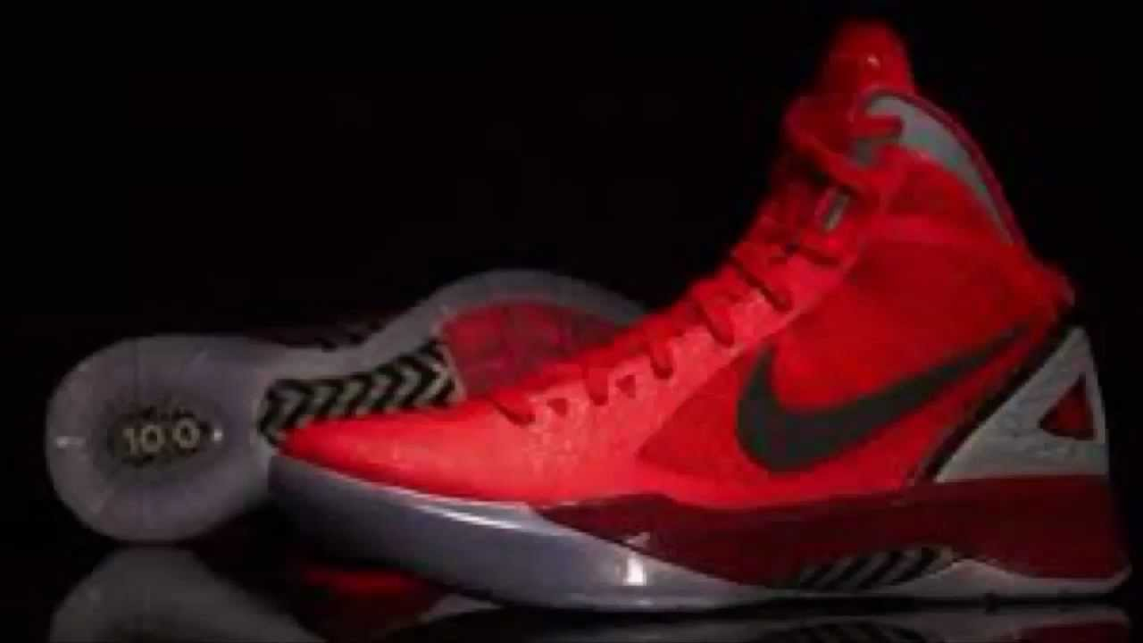 Top 15 Best Basketball Shoes - YouTube