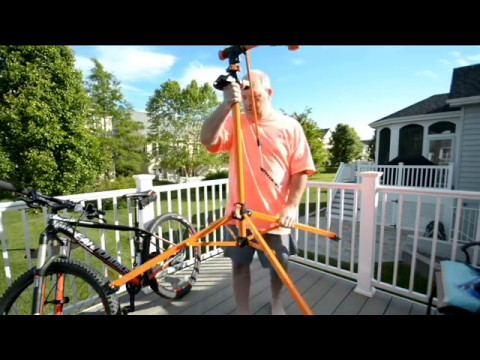 Conquer 400 TQXL Portable Home Bike Repair Stand