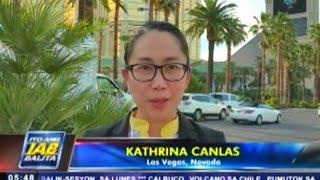 Mga manonood ng Pacquiao vs Mayweather, dagsa na sa Las Vegas, Nevada