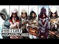 ملخص كامل بالترتيب لقصة سلسلة  Assassin's Creed !!