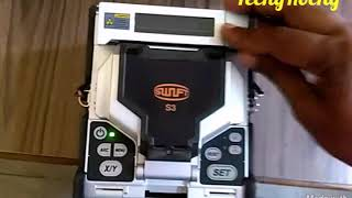 Optical Fiber Cable Splicing Machine - Swift S3 - An Introduction