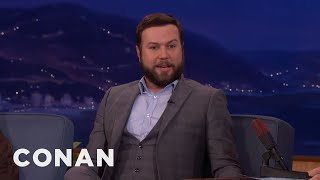 "Taran Killam: Tom Hanks Turned Down ""Killing Gunther""  - CONAN on TBS"