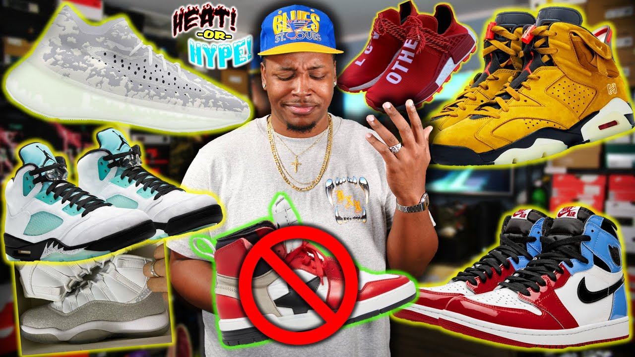 Download WTF ARE THESE! UPCOMING 2019/2020 SNEAKER RELEASES! YEEZY 380, CACTUS JACK AJ6, ISLAND GREEN AJ5 & ?