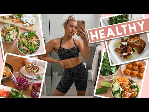 What I Eat In a WEEK! Dinners recipes that keep me fit & healthy (gluten, dairy and grain free)