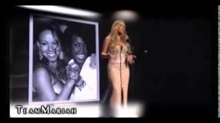 Mariah Carey SPEECH about Whitney Houston (BET Awards)
