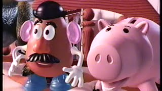 Toy Story (1995) Trailer 2 (VHS Capture)