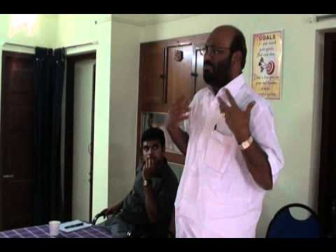 Speech of Dominic Presentation, MLA - Post Election Analysis of Kerala Assembly Elections 2011