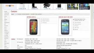 Motorola Moto G e Samsung Galaxy Core i8260 (S3 Duos) - Analise e comparativo - PT-BR - Brasil