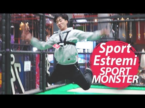 MUST DO IN SEOUL - Uccidersi facendo sport estremi