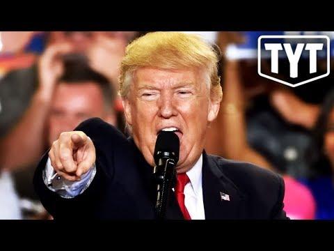 Trump Announces Alter Ego: 'Tariff Man'