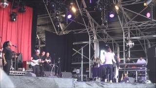 Lisa Stansfield Set your Loving Free and The Real Thing Love Supreme 2015