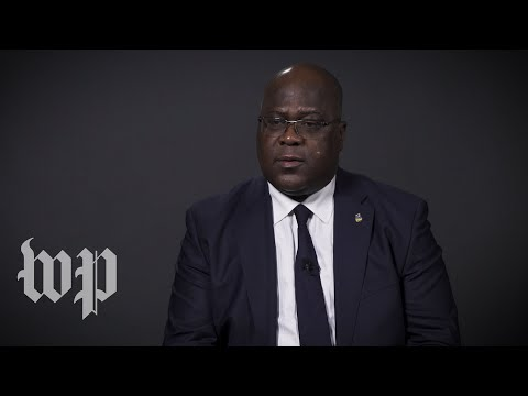 Congo's newly-elected president talks Kabila, plans for country