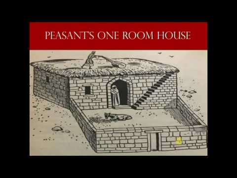 Understanding Manners and Customs of the Bible Part 2 - The One Room House