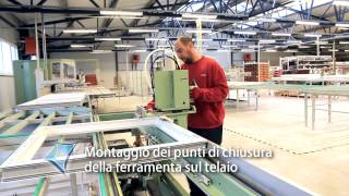 Ablakszerker -- fabbrica nel settore dei serramenti in pvc(, 2013-11-11T13:35:29.000Z)
