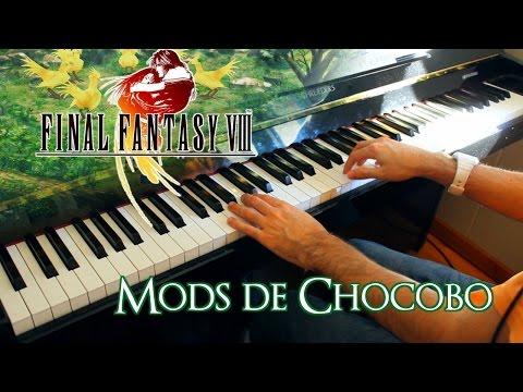 🎵 Mods de Chocobo (Final Fantasy VIII)  ~ Piano cover by Moisés Nieto