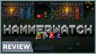 Hammerwatch Video Game Review