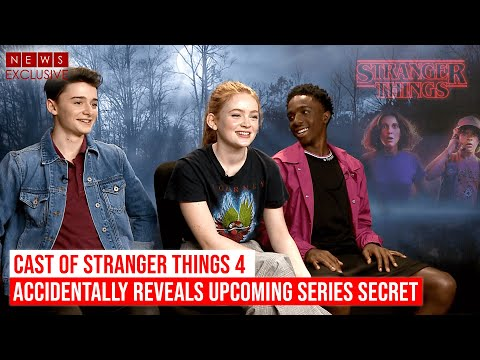 Stranger Things Cast REVEALS Season 4 Secrets!