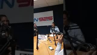 Entrevista en CDN-RADIO, 92.5 FM, ASOAMA-ALCARRIZOS,.SIGUE FIRME