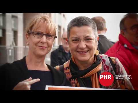 PHR Honors Dr. Şebnem Korur Fincancı