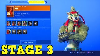 "SEASON 6 ""DIRE"" GREY WEREWOLF UPGRADE! 