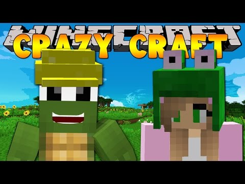 Minecraft Crazy Craft 3.0 : SILLY HAT HUNTING #5
