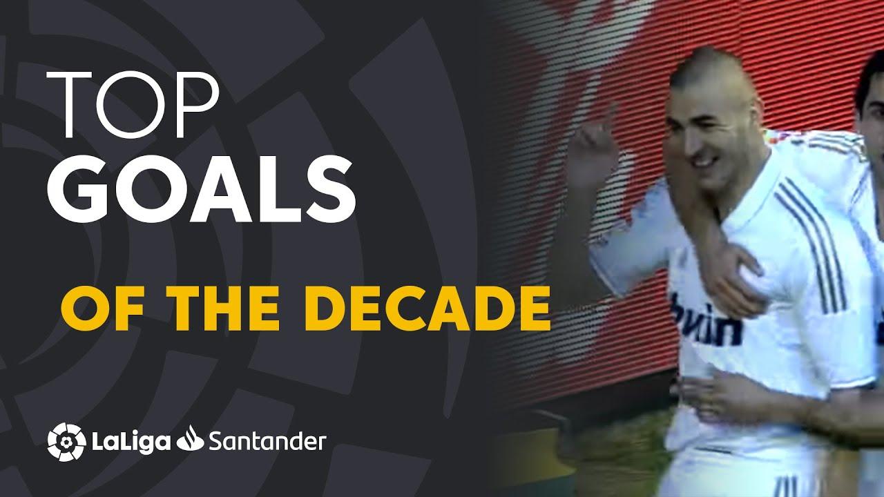 Los mejores goles de la Década