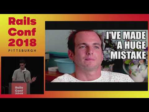 RailsConf 2018: Continuous Deployments and Data Sovereignty: A Case Study by Mike Calhoun