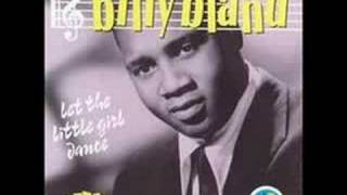 Billy Bland.....You Were Born To Be Loved