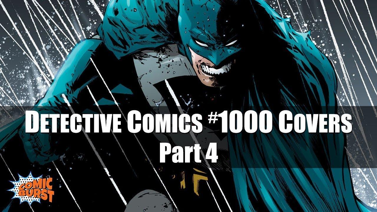 Detective Comics #1000 - Complete Cover Checklist