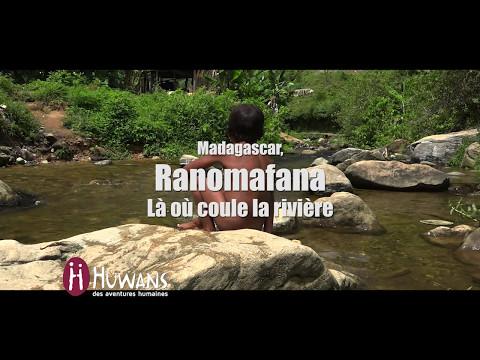 Madagascar, Ranomafana, là où coule la rivière.