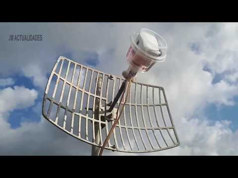 How to make wifi powerful antenna wireless network router