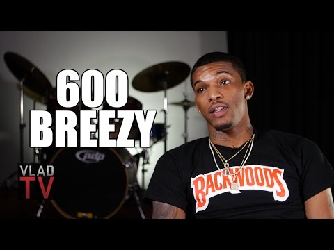 600 Breezy: Drake Told Me He Never Wants a Meek Situation Between Us