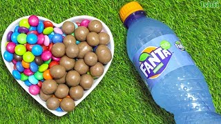 Chocolate Skittles M&M candy show with kids song from Ishfi