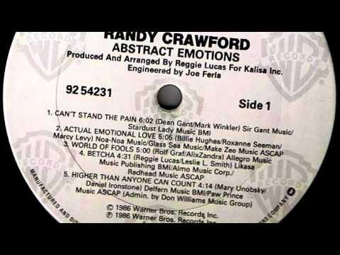 Randy Crawford - Almaz (1986)
