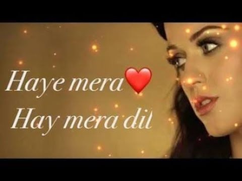 haye mera dil reloaded