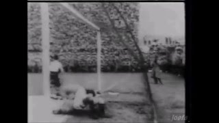 Чемпионат мира 1934. Италия - Австрия 1-0
